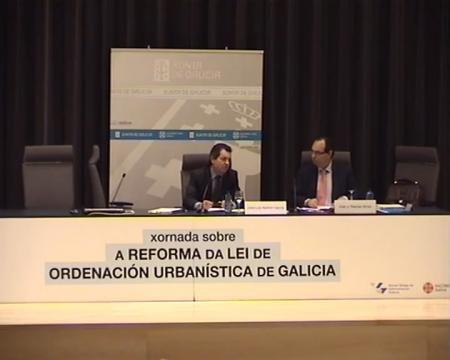 Edición de Pontevedra - José Luis Narbón García, avogado urbanista - Novas Xornadas sobre A Reforma da Lei de Ordenación Urbanística de Galicia